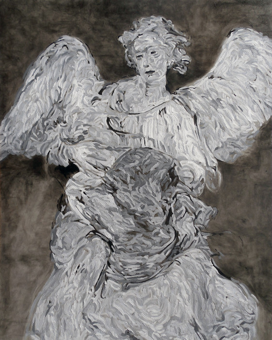 Infrared Angel -